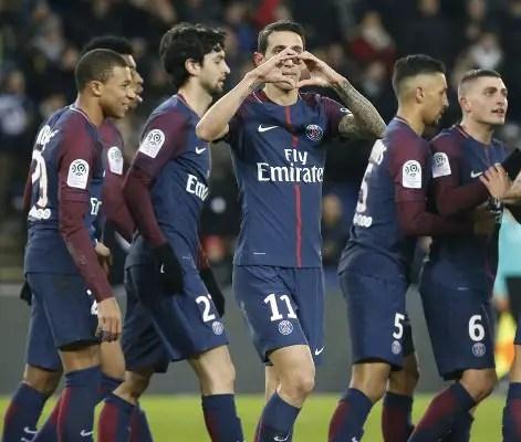 Argentina Stars Di Maria, Pastore Score As 'Neymar-less' PSG Bounce Back Vs Lille