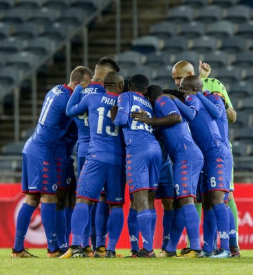 Egwuekwe Scores As SuperSport United Hold Nsofor's Cape Town City