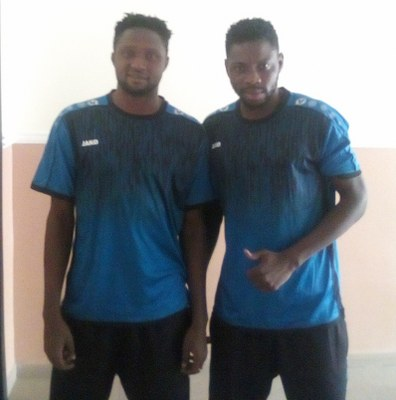 Ghana Stars Mohammed, Umar: Why We Joined 'Nigeria's Best Club' Enyimba