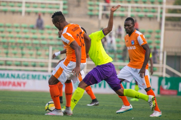 NPFL Invitational: Kano Pillars, Akwa United Battle To Draw