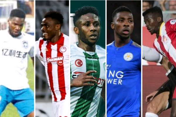 5 MISHITS: Nigerian Footballers With Wrong Transfer Moves In 2017