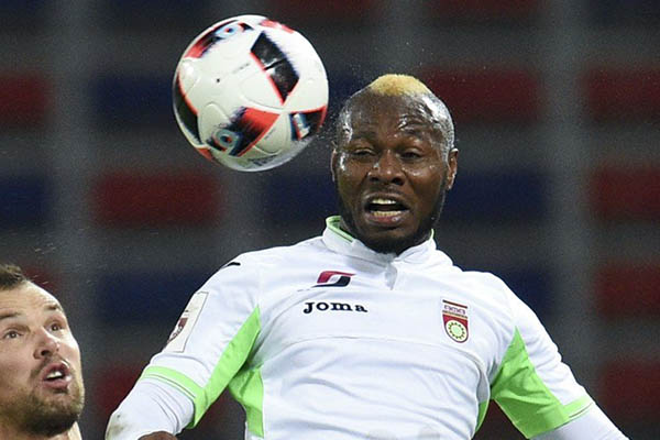 Igbonu Signs Two-Year Contract Extension With Russian Club FC UFA