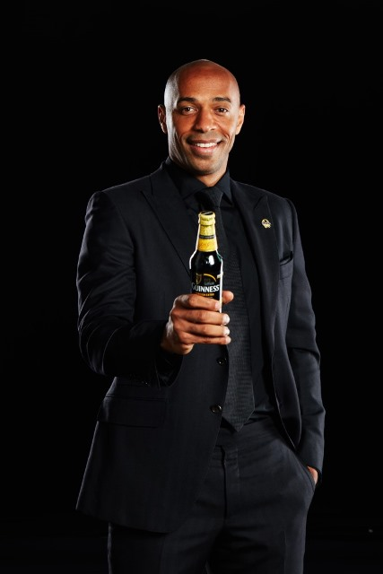 Thierry Henry To Visit Nigeria On 17th December