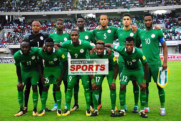 Odegbami: Nigeria In The Group of Death or Group of Hope?