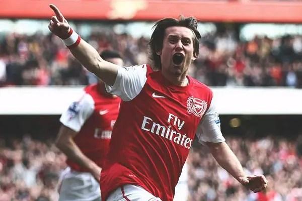 Ex-Arsenal Star Rosicky Retires At 37