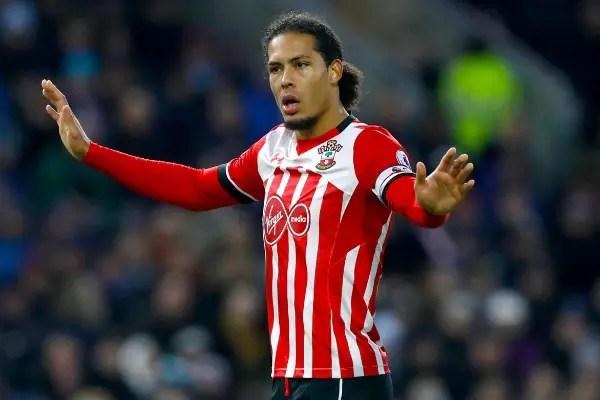 Report: Liverpool Agree £75m Van Dijk Deal With Southampton
