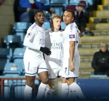Checkatrade Trophy: Iheanacho Stars As Leicester U-21s Edge Scunthorpe