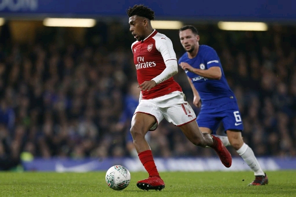 Arsenal Demand £22.3m From Lazio For Iwobi