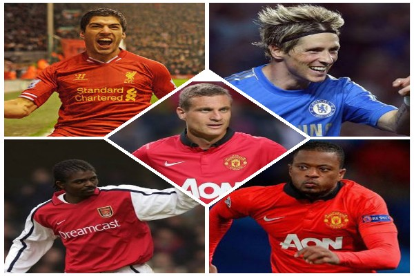 5 High Profile Players Who Moved In The Past January Transfer Windows