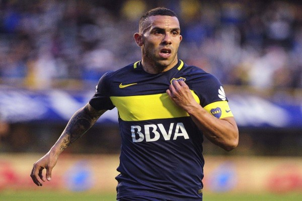 Tevez: Seven-Month Fitness Programme In China Was Vacation For Me