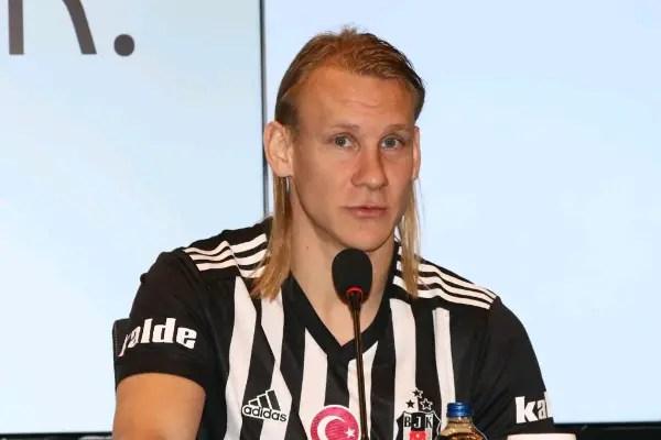 Croatia Star Vida Joins Besiktas From Dynamo Kyiv