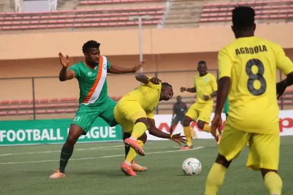 NPFL: Akwa United Claim Top Spot; Rivers United, Enyimba Draw; Pillars Hold El-Kanemi