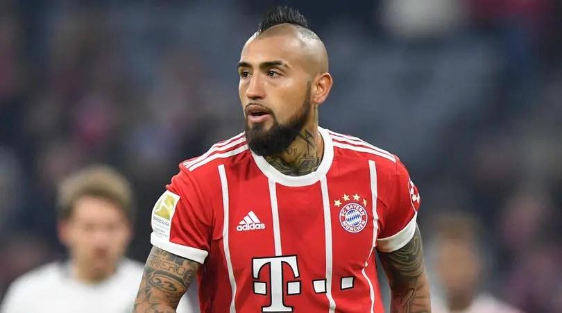 Vidal Aware Of Chelsea Links But Focused On Bayern Munich