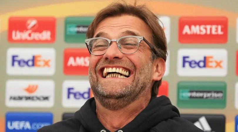Klopp Taunts Wenger Over Mid-Season Sale Of Sanchez To Premier League Rivals