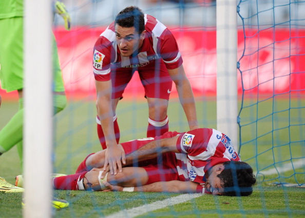 Atletico Madrid Confirm Costa Hamstring Injury
