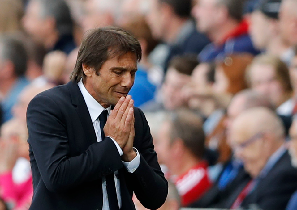 """Conte: Chelsea Running """"Austerity Programme"""" So I Don't Get The Players I Want"""