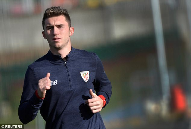 Laporte Set For Manchester City Medicals On Monday Ahead Of £57million Transfer