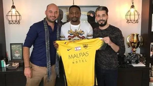 Ex- Super Eagles Forward Eneramo Joins Cypriot Club Ocagi Limasol