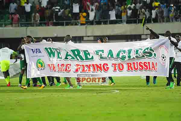 2018: Eight Top Sporting Events For Nigeria