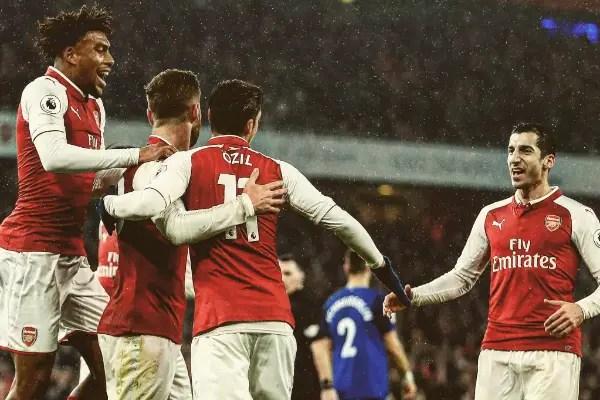 Iwobi Guns For 40th EPL Start As Arsenal Face Man City Again