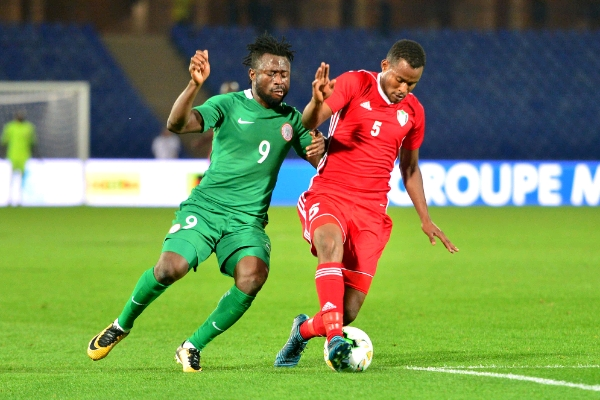Okpotu: Final Against Morocco Won't Be Home Eagles' Toughest CHAN Game