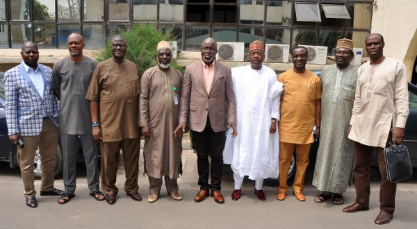 NFF Inaugurate Okocha, Taribo, Agali Into Technical Study Group