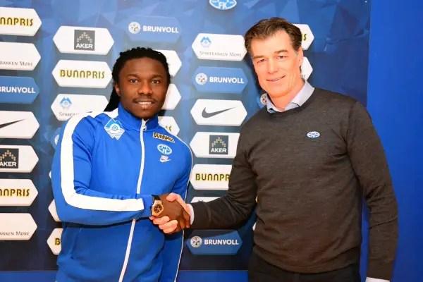 Man United Legend Solskjaer Backs Returnee Chukwu To Shine At Molde