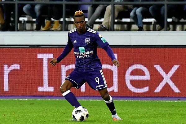 Onyekuru Voted 2017 Most Promising Player In Belgium