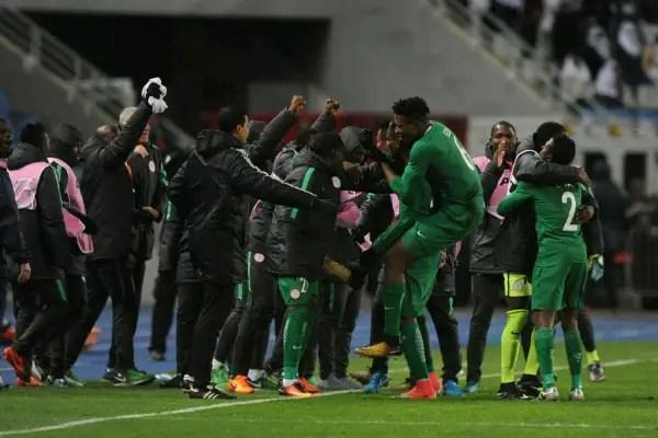 Nigerian Breweries Congratulates Home Eagles On CHAN Final Ticket