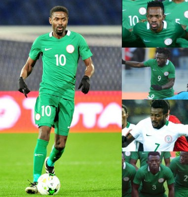 5 NPFL Hotshots Who Misfired For Home-Based Super Eagles At CHAN 2018