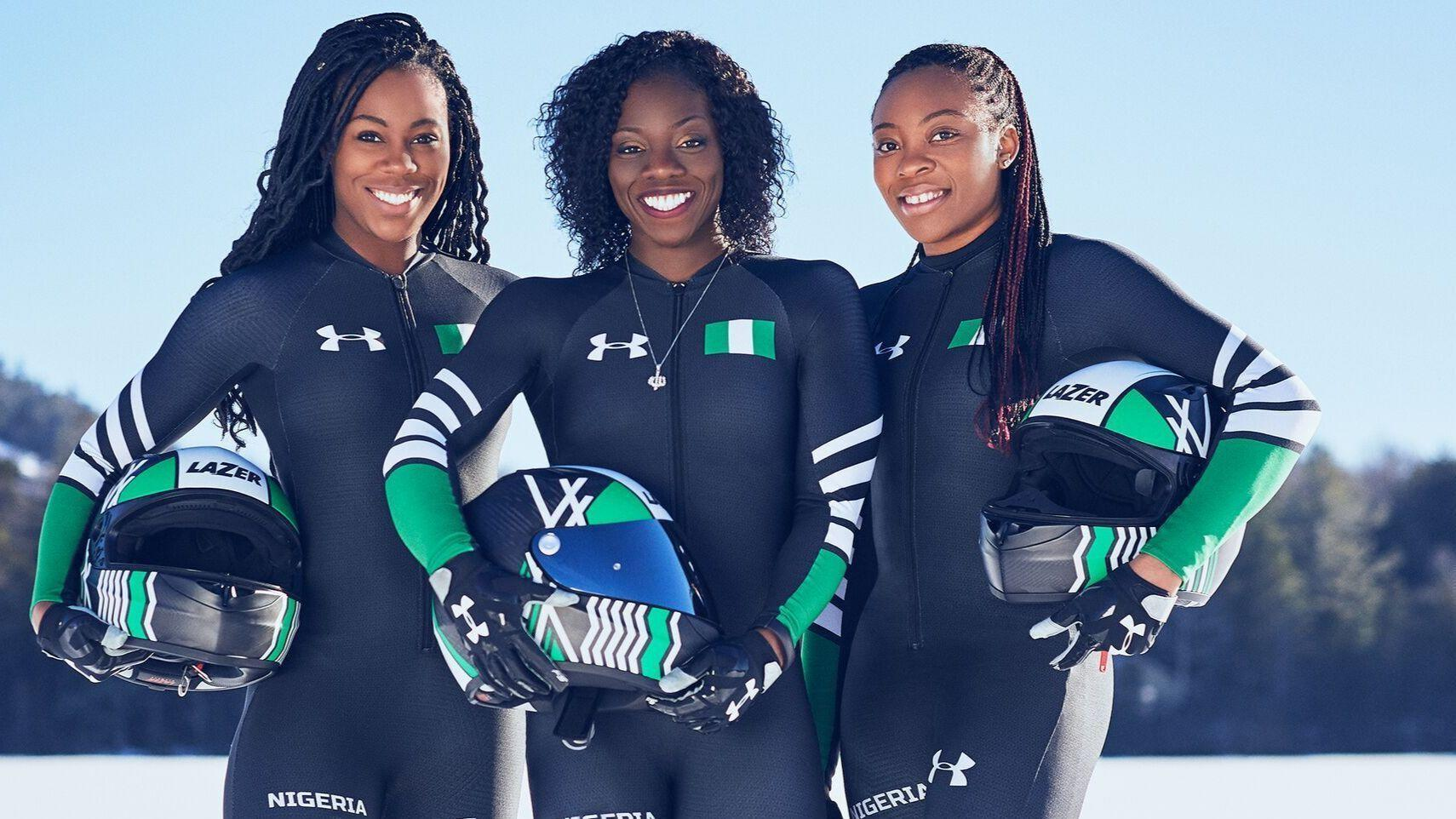 Winter Olympics: Nigerian Bobled Pair Place 19th In Heats