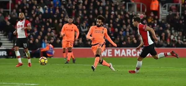 Salah, Firmino Strike As Liverpool Ease Past Southampton