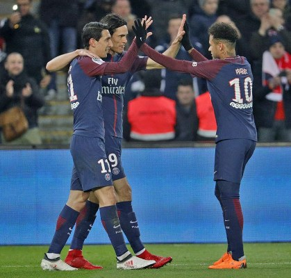 PSG Bounce Back From Real Madrid Defeat, Stretch Ligue 1 Lead