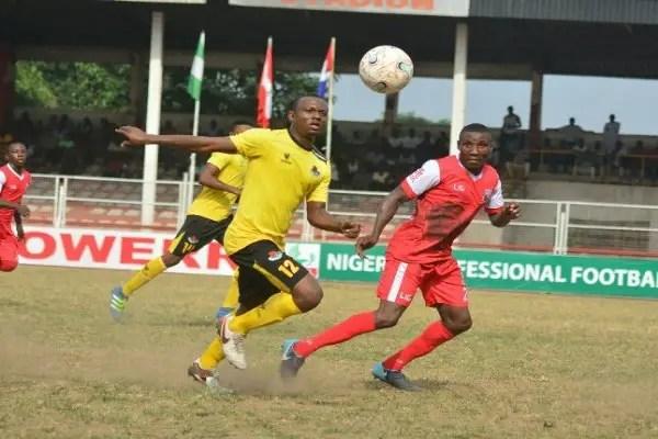NPFL: Enyimba Hold Pillars In Kano As Heartland, Rivers United Win