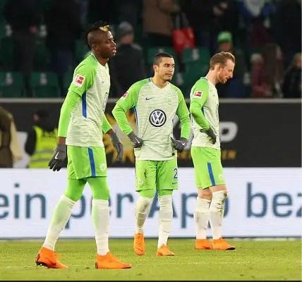 Osimhen Urges Resilient Wolfsburg Team Spirit After Coach's Resignation