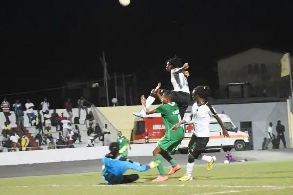 Super Falcons Star Okobi: I'm Not Disappointed, Ghana Beat Nigeria's C Team