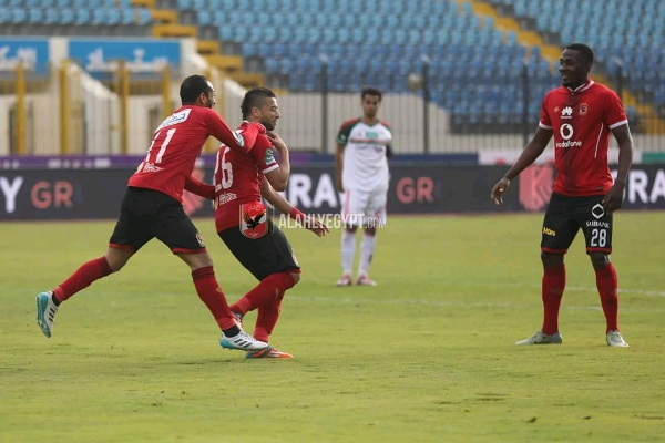 Ajayi Scores Brace In Al Ahly League Win