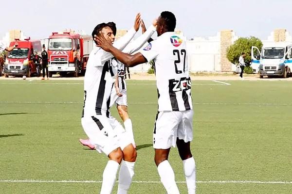 Eduwo Targets More Goals For CS Sfaxien After Brace Heroics