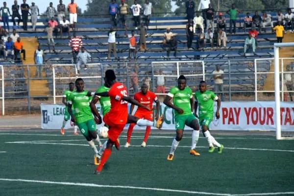 NPFL: Nasarawa United Leave Relegation Zone With Win Over Yobe Stars