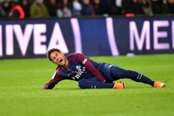 Neymar Senior: My Son Needs Surgery To Fix Broken Foot