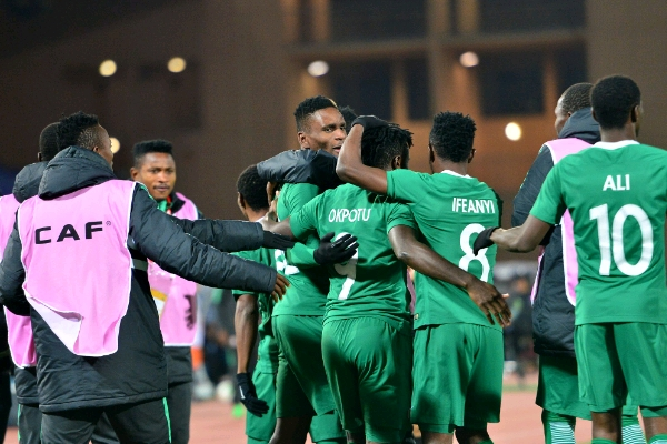 Home Eagles Star Ojo: We Did Our Best In Morocco