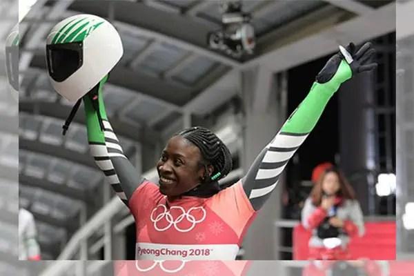"Winter Olympics: Nigerian, African History Maker Adeagbo Cherishes ""Amazing"" Experience"