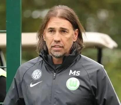 Schmidt, Osimhen's Coach At Wolfsburg, Resigns