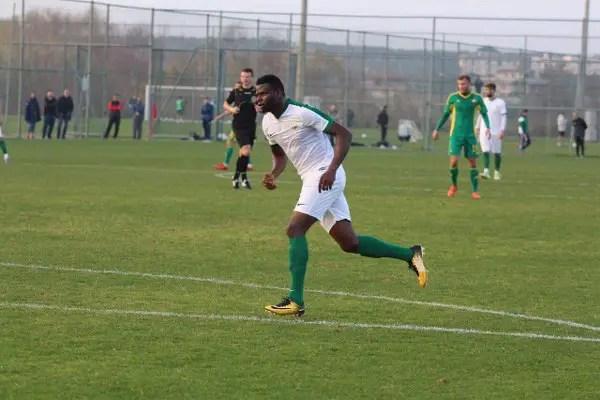 "Adeniji Happy To Score On FC Atyrau Debut, Relishes New Kazakhstan ""Challenge"""