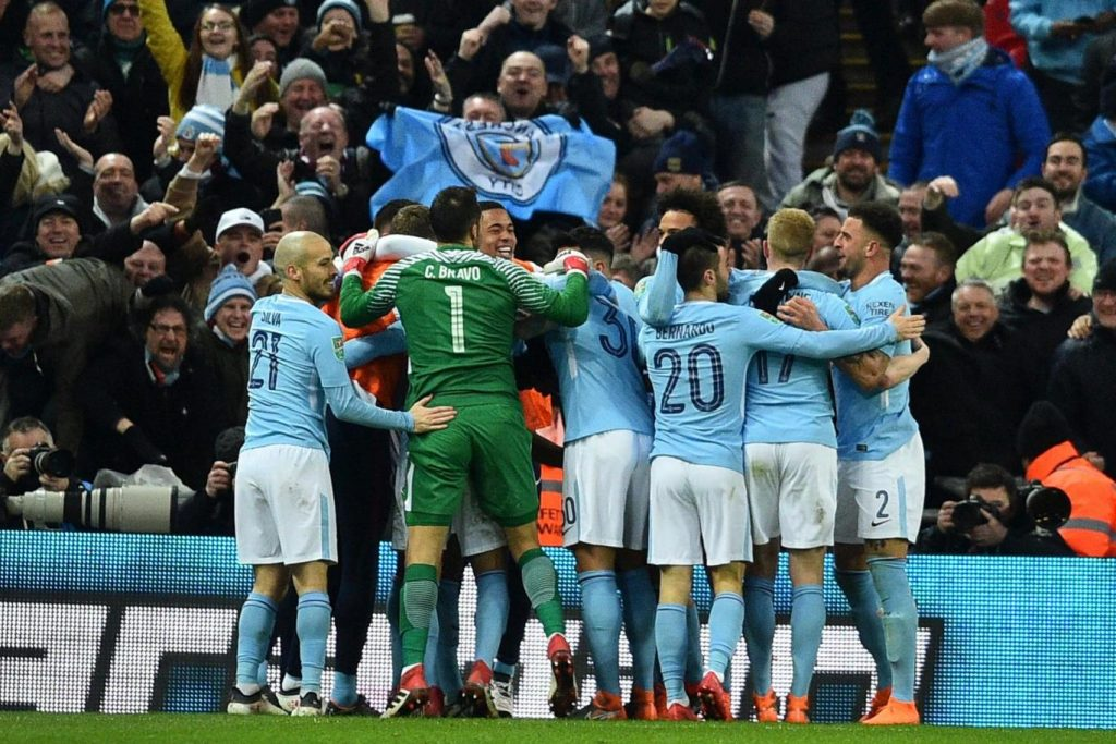 Arsenal 0-3 Manchester City: Winners Emerge In Complete Sports Predict And Win Competition