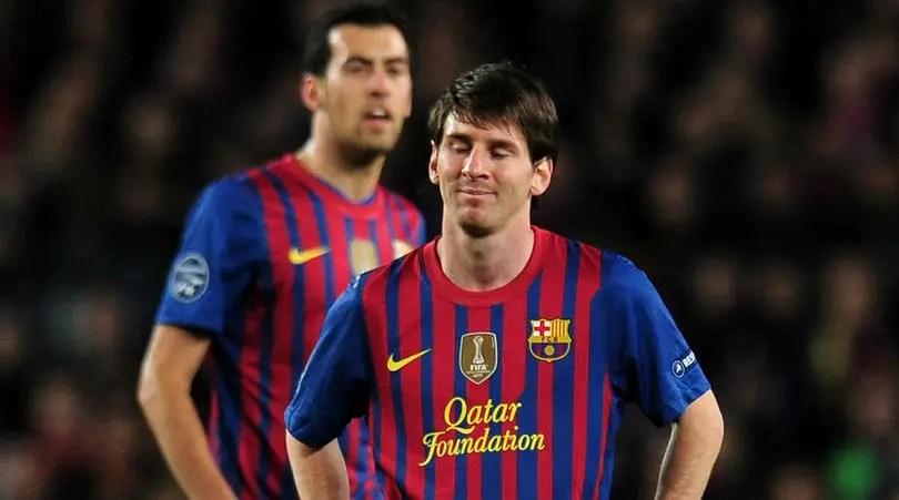 Champions League: Messi Cried When Chelsea Beat Barcelona In 2012 – Sanchez
