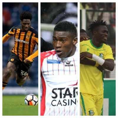 Awoniyi, Aina, Lokosa Up For Complete Sports February Player Of The Month