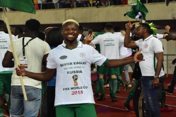 Onazi: With Rohr, Super Eagles Will Succeed At World Cup