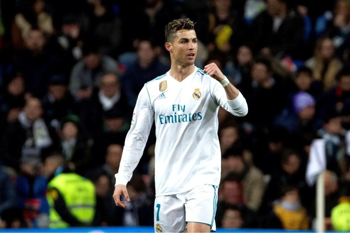Ronaldo Hits Four As Real Madrid Outscore Girona