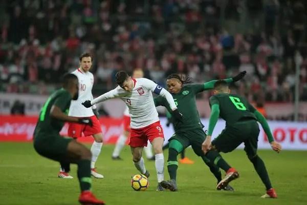 "Ndidi: Super Eagles ""Not Bad"" Vs Poland, Bring On Serbia"